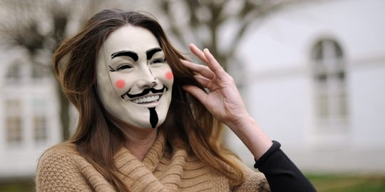 Anonymous Leader